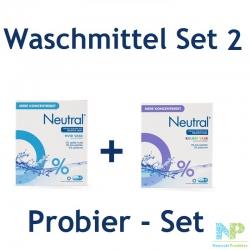 Waschmittel Probier-Set 2