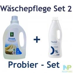 Wäschepflege Probier-Set 2
