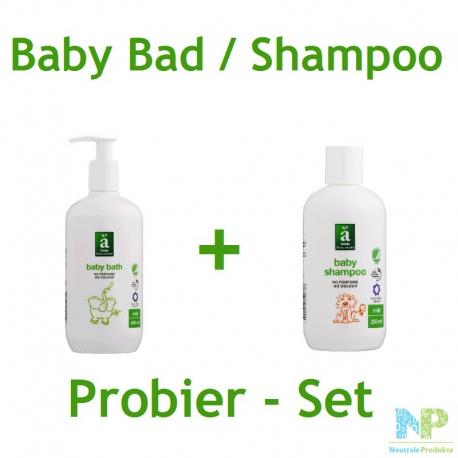 Änglamark Baby Shampoo / Bad Probier-Set