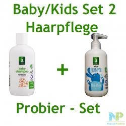 Änglamark Baby Kids Haarpflege Probier-Set 2