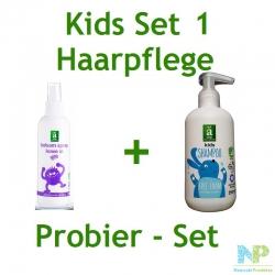 Änglamark Kids Haarpflege Probier-Set 1