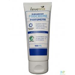 Levevis Fußcreme mit Olivenöl und Aloe Vera
