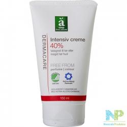 Änglamark DERMACARE Intensiv Creme 40% - für trockene und sehr trockene Haut 150 ml
