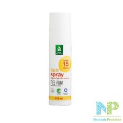 Änglamark Sonnenspray LSF 15 (MITTEL) - für Kinder und Erwachsene