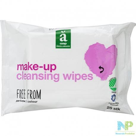 Änglamark Make-up Cleansing Wipes / Abschminktücher 25 Stück