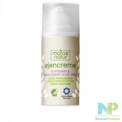Matas Natur Augencreme - für empfindliche Haut 15 ml