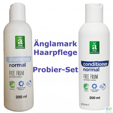Änglamark Haarpflege Probier-Set