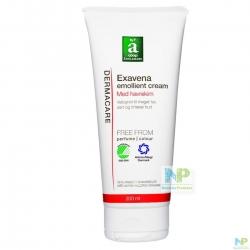 Änglamark DERMACARE Exavena Hautcreme mit Hafer - für sehr trockene, gerötete und empfindliche Haut 200 ml