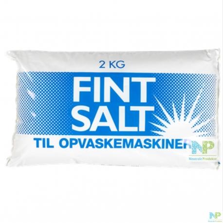 BROXO MATIC Spülmaschinen Spezial-Salz FEIN 2 kg