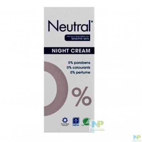 Neutral Night Cream - Nachtcreme