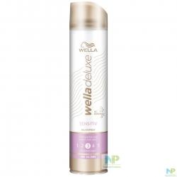 WELLA Deluxe Haarspray Sensitiv - starker Halt - parfümfrei 250ml