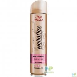 Wellaflex Haarspray parfümfrei starker Halt 250ml
