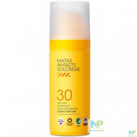 Matas Sonnen-Gesichtscreme LSF 30 (HOCH) 50 ml