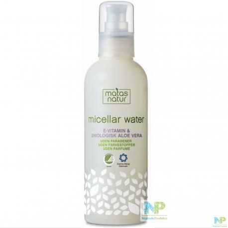 Matas Natur Mizellen Reinigungswasser - alle Hauttypen 200 ml
