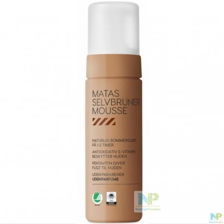 Matas Selbstbräuner Mousse - für Gesicht & Körper 150 ml