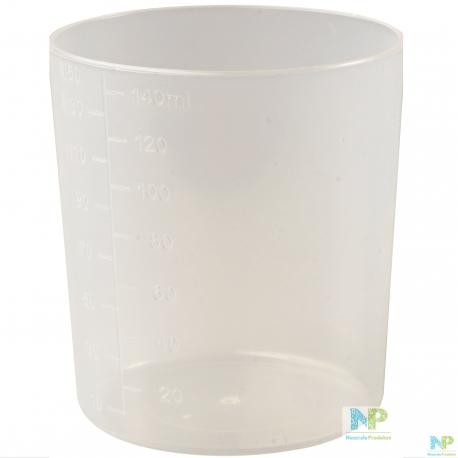 Klar Messbecher Dosierbecher 150 ml