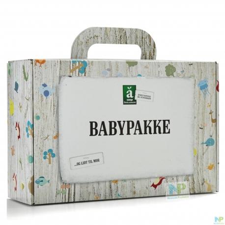 Änglamark Babypaket  mit vielen Produkten für Mutter und Kind - 17-teilig