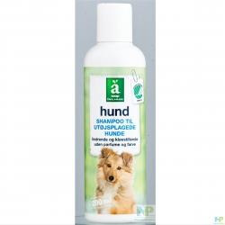 Änglamark Shampoo für Ungeziefer geplagte/befallene Hunde - juckreizlindernd und hautberuhigend