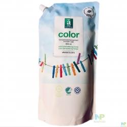 """Änglamark """"Color"""" Flüssigwaschmittel Refill 15 WL 900ml"""