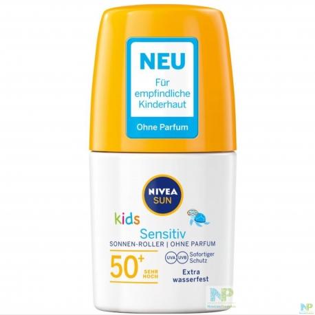 NIVEA SUN Kids Sensitiv Sonnen-Roller LSF 50+ (SEHR HOCH)