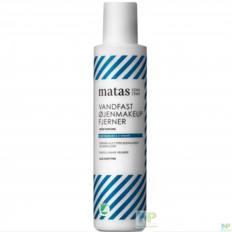 Matas Augen-Make-up Entferner Wasserfest - alle Hauttypen 125 ml