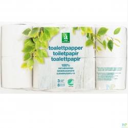 Änglamark Toilettenpapier 3-lagig 8 Rollen