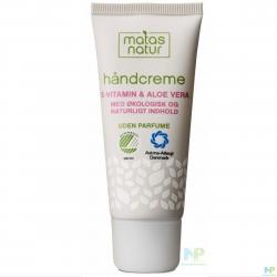 Matas Natur Handcreme - Reisegröße 35 ml