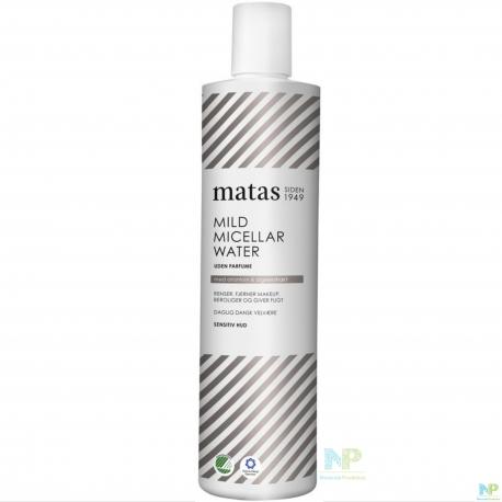 Matas Mild Mizellenwasser - empfindliche Haut 500 ml