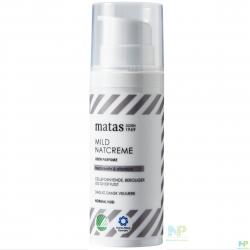 Matas Mild Nachtcreme - normale Haut 50 ml