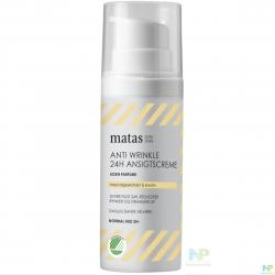 Matas Anti-Falten 24h Gesichtscreme - normale Haut 35+ 50 ml