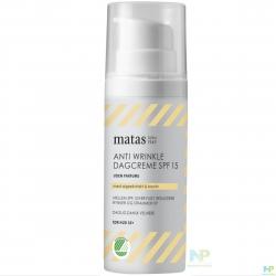 Matas Anti-Falten Tagescreme LSF 15 - trockene Haut 35+  50ml