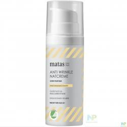 Matas Anti-Falten Nachtcreme - sehr trockene Haut 35+  50ml