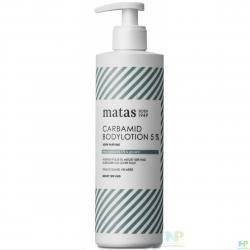 Matas Bodylotion Urea 5% - für sehr trockene, verdickte Haut 400 ml