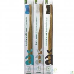 Änglamark Bambus Zahnbürste - medium/mittelweich