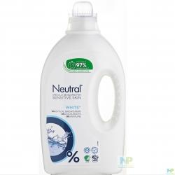 """Neutral """"Weiße Wäsche"""" Flüssigwaschmittel 14 WL 700 ml"""