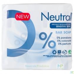 Neutral Seifenstücke - Seife für Hände & Körper 2 x 100g