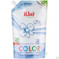 Klar EcoSensitive Color Flüssigwaschmittel 25 WL