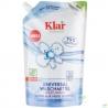 Klar EcoSensitive Universal Waschmittel Waschnuss Flüssig 33 WL 1,5 Liter
