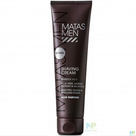 Matas Men Shaving Cream Rasiercreme - empfindliche Haut 100 ml