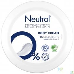 Neutral Body Cream / Bodycreme 250 ml