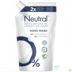 Neutral Handseife flüssig 500 ml Refill-Beutel