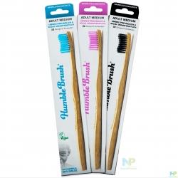 Humble Brush Bambus Zahnbürste - medium/mittelweich