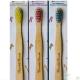 Humble Brush Bambus Zahnbürste für Kinder - ultra soft/extra weich