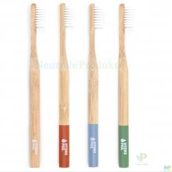 Hydrophil Bambus Zahnbürste - mittel / mittelweich