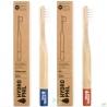 HYDROPHIL Bambus Zahnbürste für Kinder - weich / extraweich