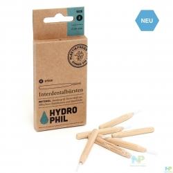 HYDROPHIL Nachhaltige Interdentalbürsten 6 Stk. - 0,5mm ISO 2