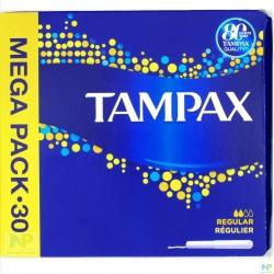 TAMPAX Tampons Regular Normal