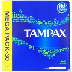 TAMPAX Tampons Super