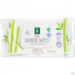 Änglamark Baby Feuchttücher aus Bambusfasern 72 Stk.