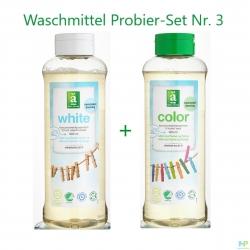 Waschmittel Probier-Set 3